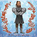 Eb, aki a kanalát megette (Sandor The Hound Clegane) (id: 20252) falikép keretezve