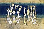 Paul Klee: Comedy - színváltozat 1. (id: 12153) tapéta