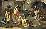 Vándormuzsikusok Tangerban (id: 19853) tapéta