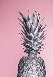 Ezüst ananász (id: 17054) többrészes vászonkép