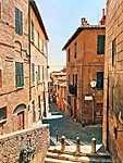 Gustav Klimt: Siena, Olaszország (id: 17554) vászonkép