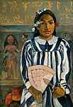 Paul Gauguin: Tehamana ősei (id: 3954) bögre