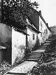 Tabán Kőműves lépcső (1928) (id: 20156) vászonkép óra