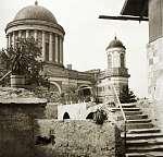Esztergomi Bazilika kupolája (id: 20656) falikép keretezve