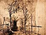 Peter Paul Rubens: Hátsó kijárat (id: 1357)
