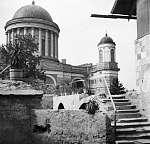 Esztergomi Bazilika kupolája (színverzió 1) (id: 20657) poszter