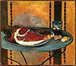 Paul Gauguin: Sonka - Színverzió 1. (id: 3957) falikép keretezve