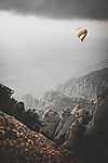 Hőlégballon Montserrat felett, Spanyolország (id: 17058) tapéta