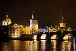 Prága esti fényei (id: 17658) tapéta