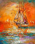 Hajó óceánban (id: 4358) poszter