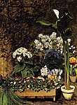 Pierre Auguste Renoir: Tavaszi virágok (id: 1459) vászonkép