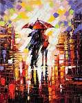 Két szerelmes az esernyő alatt (id: 5459) tapéta