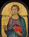 Szent Tamás (id: 12160) vászonkép óra