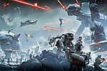 Star Wars: Battlefront - Twilight company videójáték  téma (id: 16260)