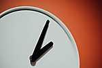 Az idő (id: 17260) falikép keretezve