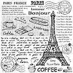 Párizs Eiffel-torony (id: 4561) poszter