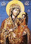Benczúr Gyula: Mária gyermekével (Töttösi ikon) (id: 16362) bögre