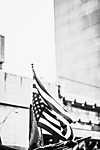 USA zászló fekete-fehérben (id: 17062) tapéta