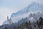 Neuschwanstein kastély, Németország (id: 17162) tapéta