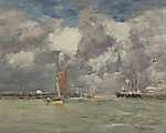 Trouville, kikötő (id: 14263)