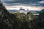 Neuschwanstein kastély, Németország (id: 17163)