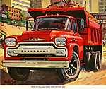 Chevrolet Tandem modell (id: 2163) tapéta