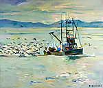 Horgászcsónak (id: 4463)