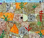 Paul Klee: Südliche Garten (id: 12064) vászonkép