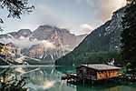 Tavak Olaszországban - Lago di Baires (id: 16664)