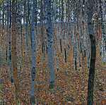 Berthe Morisot: Nyírfaerdő (id: 2764) vászonkép óra