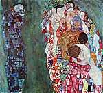 Élet és halál festmény (id: 1065)
