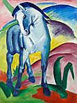 James Tissot: Kék ló (id: 12065) poszter
