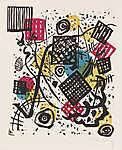 Vaszilij Kandinszkij: Kis világ (id: 19465) tapéta