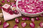 rose petals (id: 14567) vászonkép
