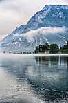 Lago di Toblino, Olaszország (id: 17567) poszter