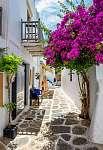 Paros-szigete, Görögország (id: 21067) falikép keretezve