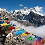 a mai napig a gokyo-tól az Everest táborig (id: 5767) tapéta