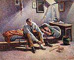 Maximilien Luce : Kora reggel - színverzió 1. (id: 12068) poszter