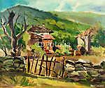 Vidéki ház (id: 4468) poszter