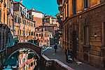 Velence, Olaszország (id: 17069) falikép keretezve