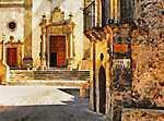 Forza Dagro, Szicília (id: 3769) poszter