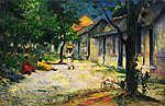 Falu Martinique-en - Színverzió 1. (id: 3969)