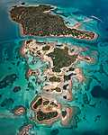 Lichas szigetcsoport, Görögország (id: 14370) vászonkép