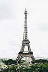 Eiffel torony, Párizs (id: 17371) vászonkép