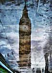 Londoni tükröződés - átdolgozás (id: 3771) poszter