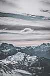 Naplemente a hegytetőn (id: 16672) tapéta