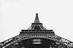 Eiffel torony, Párizs (id: 17372) vászonkép