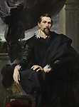 Anthony van Dyck : Frans Snyders portréja (id: 19373) tapéta