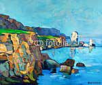 Az óceán és a sziklák (id: 4473)