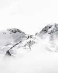 Partner Kollekció: Havas hegyek, Kronplatz, Olaszország (id: 16674) vászonkép óra